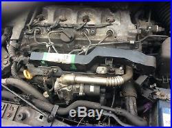 Toyota Avensis Auris 2.0 Diesel 2.0 D4d Engine 1ad-ftv Engine Bare 2008