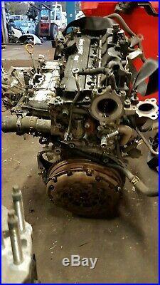 Toyota Avensis Bare Engine Tmiftv 2.0 D4d 2011 110k