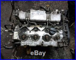 Toyota Avensis Corolla 2.0 D-4d Engine Code E1cd-c91 93k