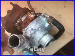 Toyota Avensis Corolla Verso Turbo Turbo Charger 2.0 D4d 17201-0g010 2003-2008
