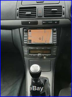Toyota Avensis D4-D 2L Diesel Hatchback