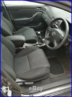 Toyota Avensis D4 D Tourer Estate, - Low Miles 11 Mths Mot & Fsh