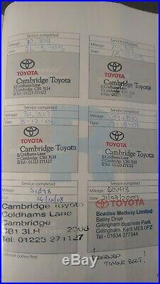 Toyota Avensis D4D T3X