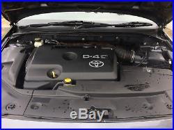 Toyota Avensis D4d t spirit