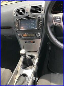 Toyota Avensis Diesel Estate 2L D-4D