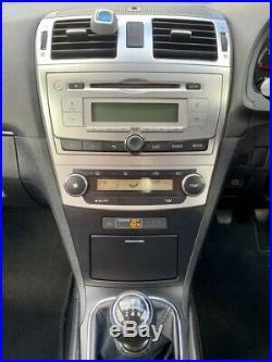 Toyota Avensis Diesel Tourer 2.0D-4D Active 5dr Silver 2014 (cat s)
