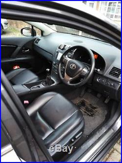 Toyota Avensis Estate 2.0 D4D 2011 65.000 miles