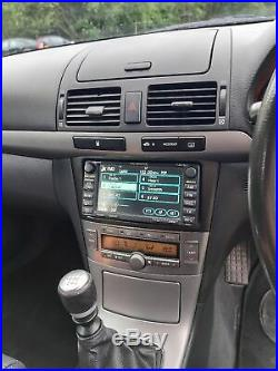 Toyota Avensis Estate 2.0 Diesel TR D-4D