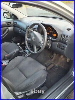 Toyota Avensis Estate 2.0 diesel D4D
