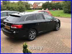 Toyota Avensis Estate Business ed d-4d