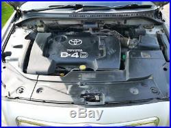 Toyota Avensis Estate D4-D