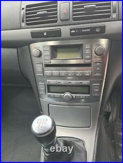 Toyota Avensis Estate Diesel 2.0 D-4-D