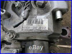 Toyota Avensis II T25 2.0 D4d 03-2006 Complete Engine 1cd-c92 Without Turbo