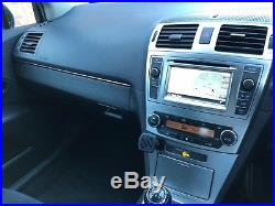 Toyota Avensis Icon Business ED D-4D estate diesel