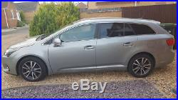 Toyota Avensis Icon Business Ed D-4d