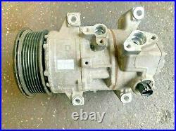 Toyota Avensis Mk3 T27 2010-15 2.0 2.2 D4d Air Con Compressor Pump Ge4472806560