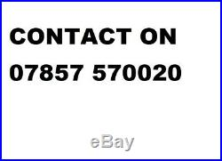 Toyota Avensis Mk3 T27 2010-2015 2.0 D4d Diesel Fuel Injector Denso 236700r100