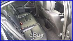 Toyota Avensis Saloon 60-reg 2010 MK 3 2.2 D-4D T Spirit huge spec 6 speed man
