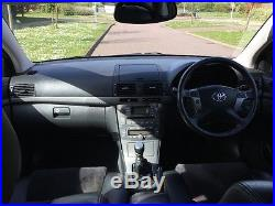 Toyota Avensis T180 2.2 D4d Diesel 2007