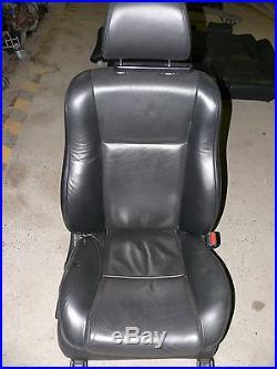 Toyota Avensis T25 2.0 D-4d 85kw Rhd Sitz Befahrersitz Rechts Kunstleder R35
