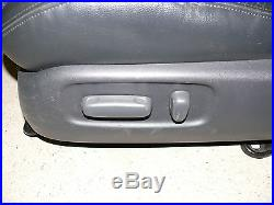 Toyota Avensis T25 2.0 D-4d 85kw Rhd Sitz Fahrersitz Vorn Links Kunstleder R35