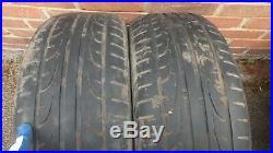 Toyota Avensis T25 Set Of Alloy Wheels 17 5x114.3 60 Good Tyres 215/50/17 D4d