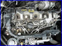Toyota Avensis T250 2.0 Diesel Engine 1ad-ftv Excellent Runner (05-09) Breaking