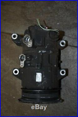 Toyota Avensis T27 2.0 D4-d Air Con Compressor Pump Ge447280-6560