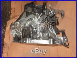 Toyota Avensis T3 2.0 D4d Diesel 6 Speed Manual Gearbox 2003-2007 2008 Tested