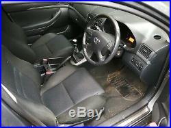 Toyota Avensis T3 X D-4D 2.2L diesel estate grey