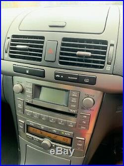 Toyota Avensis T3-X D-4D (58,962 miles)