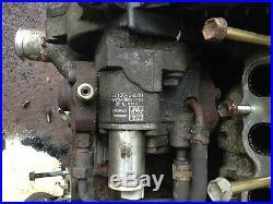 Toyota Avensis T4 2.0 D4d 04 Genuine 1cd-ftv Engine. No Injectors & Rail. #2