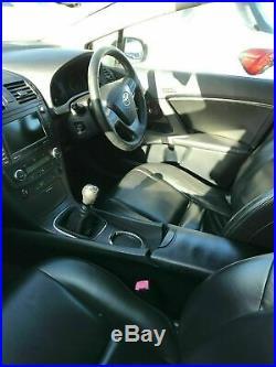 Toyota Avensis T4 D-4D 2010