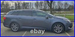 Toyota Avensis TR D-4D Estate Diesel Low Milage 2 Owners £30 Car Tax year