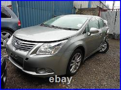 Toyota Avensis Tr Saloon 2.0 D4d 2011 1ad Bare Engine Code (1ad)