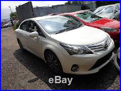 Toyota Avensis Tr Saloon 2.2 D4d 2012 Airbag Kit Breaking/parts