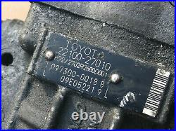 Toyota Avensis Verso 2.2 D4d Diesel High Fuel Pressure Pump 22100-27010