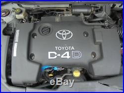 Toyota Avensis corolla 2.0 diesel 1CD-FTV D-4D engine
