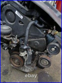 Toyota Corolla 2.0 D4d Diesel Engine 1cd-ftv 88,119k 2002 2006 Avensis