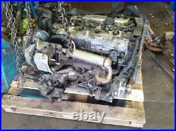Toyota Corolla D4d Engine 2.0 1cd-ftv Injector + Pump Verso / Rav4 / Avensis