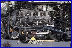 Toyota Corolla Verso 2 2 D4d Diesel 2ad-ftv Bare Engine