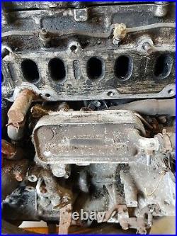 Toyota Corolla Verso Avensis Rav4 04-09 2.2 D4d Diesel Bare Engine 2ad-ftv