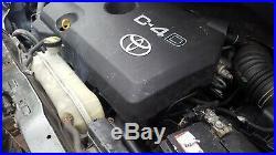 Toyota Corolla Verso T3 D4d Mk1 2.2 Diesel Engine 2ad-ftv