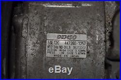 Toyota Rav 4 / Avensis 2.0 D4d A/c Air Con Compressor Denso 447260-1257