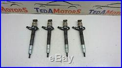 Toyota Rav4 Corolla Avensis 2.2 D4d Diesel Fuel Injector 23670-0r020