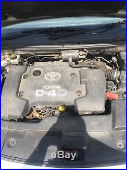 Toyota avensis 03 4 door d4d diesel car t3s