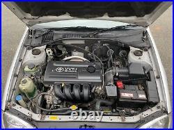 Toyota avensis 1.8 cdx Genuine low Miles 35k Gls D4D SR