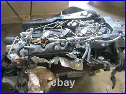 Toyota avensis 2.0 d4d Engine 2009 2012 (1ad) bare engine 1AD-FTV