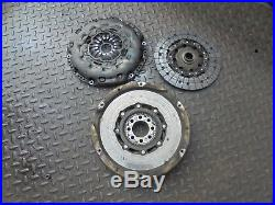 Toyota avensis 2.0 d4d clutch & flywheel (2007-2008)