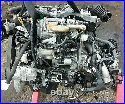 Toyota avensis 2.0 d4d diesel 1AD common rail engine 2009 -2014